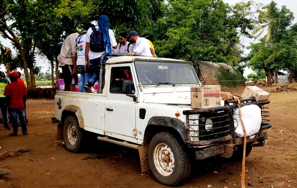 Beira – Mozambique – Help still needed