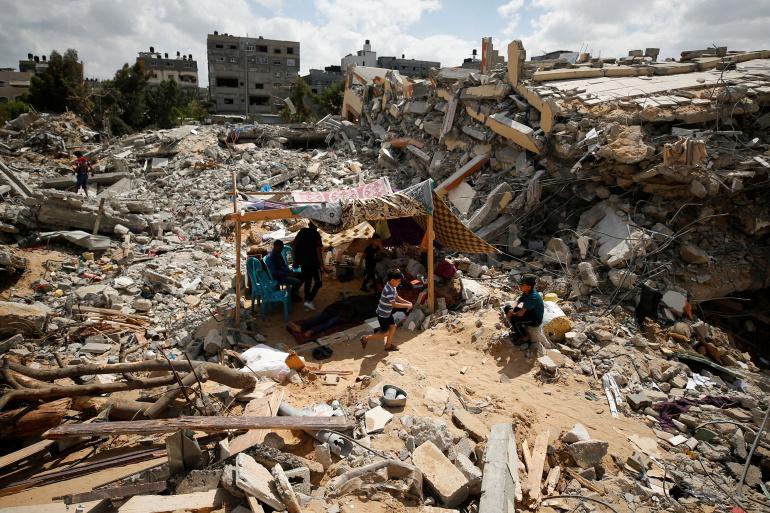 Rebuild Gaza